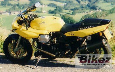 1998 Moto Guzzi Sport 1100 Injection photo
