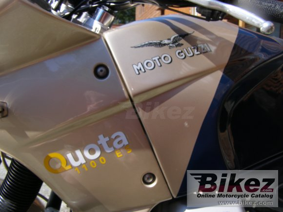 2000 Moto Guzzi Quota 1100 ES photo