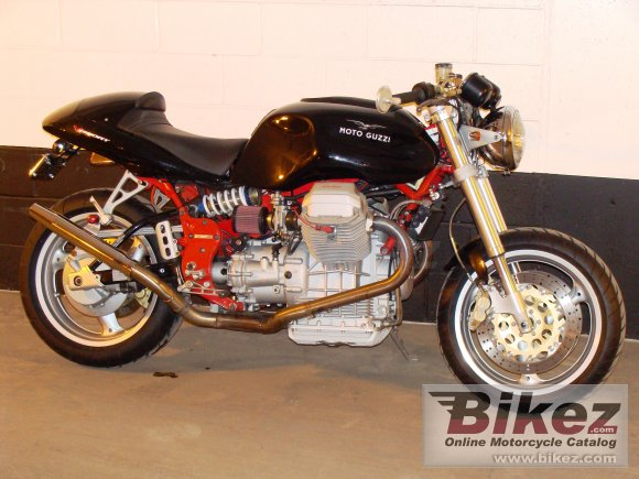 2000 Moto Guzzi 1100 Sport photo