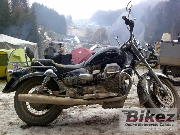 2000 Moto Guzzi California 1100 Special photo