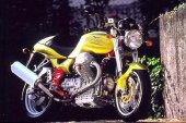 2001 Moto Guzzi V 11 Sport photo