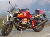 2001 Moto Guzzi V 11 Sport Rosso Mandello Limited Edition photo
