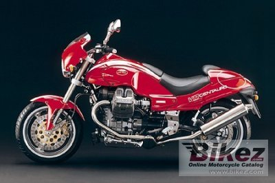 2001 Moto Guzzi V 10 Centauro Sport photo
