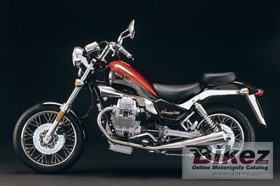 2001 moto guzzi 750 nevada club specifications and pictures
