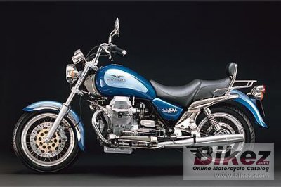 2001 moto guzzi california ev specifications and pictures