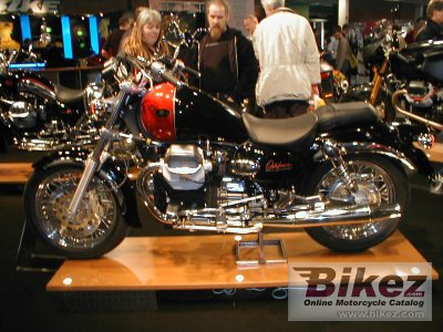 2002 Moto Guzzi California Special Sport photo