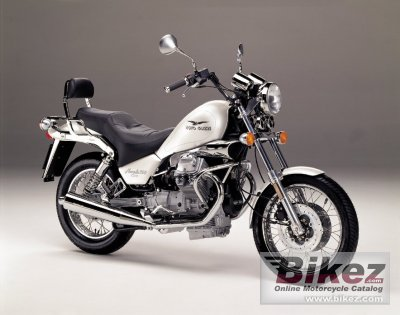 2002 Moto Guzzi Nevada 750 photo