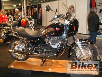 2002 Moto Guzzi California EV Touring