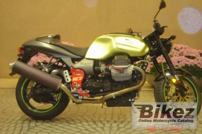 2003 Moto Guzzi V11 Sport Naked photo