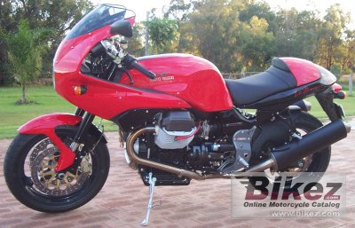 2003 Moto Guzzi V11 Le Mans photo