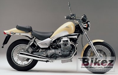 2004 Moto Guzzi Nevada 750 photo