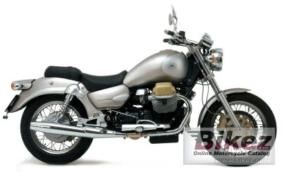 2004 Moto Guzzi California Aluminium