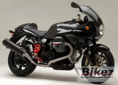 2004 Moto Guzzi V11 Le Mans specifications and pictures