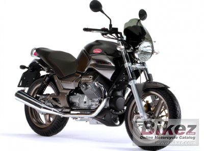2006 Moto Guzzi Breva V750 IE photo