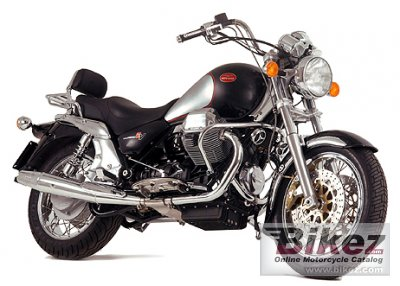 2006 Moto Guzzi California EV photo