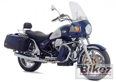 2006 Moto Guzzi California EV Touring photo
