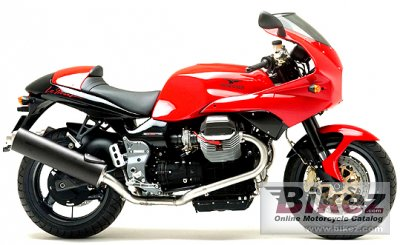 2006 Moto Guzzi V11 Le Mans photo