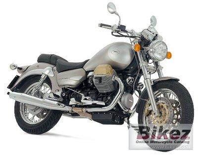2006 Moto Guzzi California Titanium