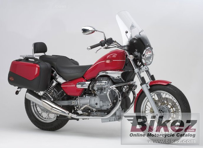Big Moto Guzzi nevada 750 touring picture and wallpaper from Bikez.com