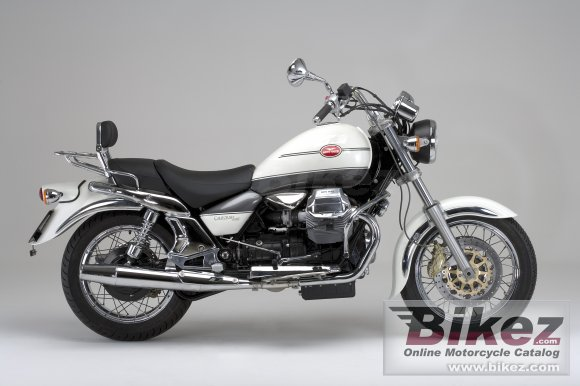 2007 Moto Guzzi California Classic photo