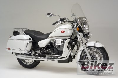 2008 Moto Guzzi California Vintage photo