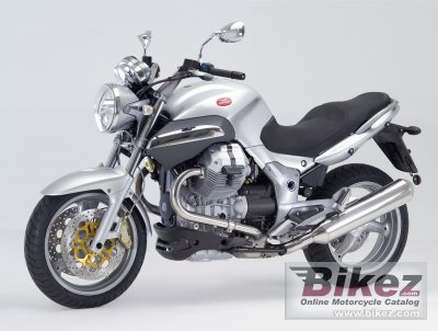2008 Moto Guzzi Breva 850 photo