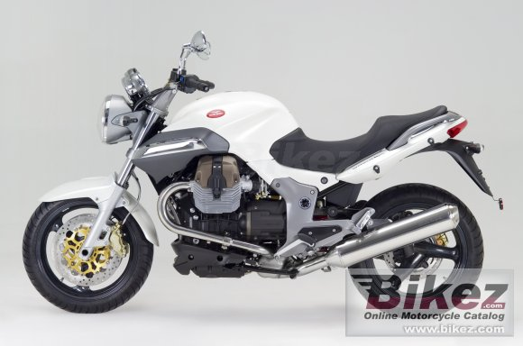 2008 Moto Guzzi Breva 1100 ABS photo