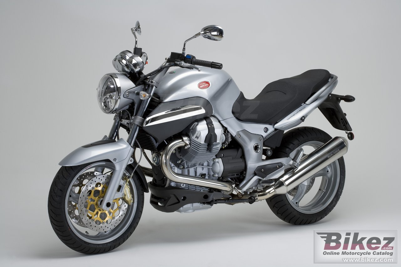 Big Moto Guzzi breva 1200 sport picture and wallpaper from Bikez.com