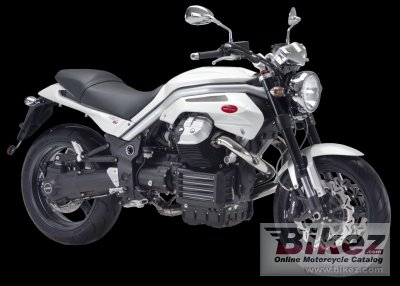 2009 Moto Guzzi Griso 1100 photo
