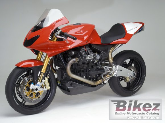 2009 Moto Guzzi MGS-01 Corsa photo