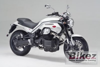 2009 Moto Guzzi Griso 8V photo