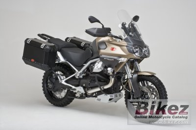 2009 Moto Guzzi Stelvio TT photo