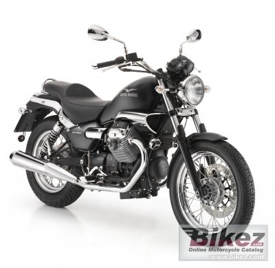 2010 Moto Guzzi Nevada Classic 750 photo