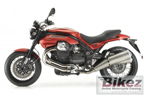 2010 Moto Guzzi Griso 8V Special Edition photo