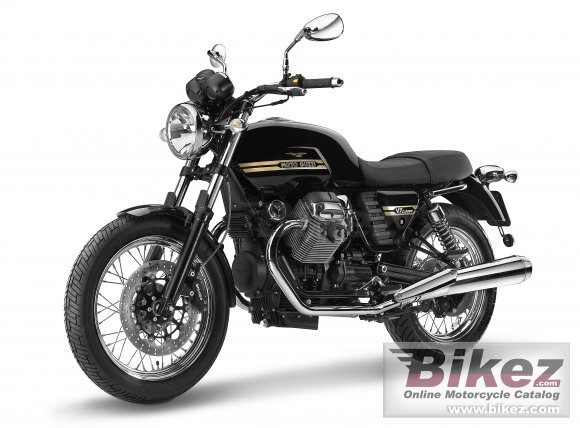 2010 Moto Guzzi V7 Classic photo
