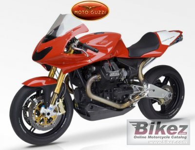 2010 Moto Guzzi MGS-01 Corsa photo
