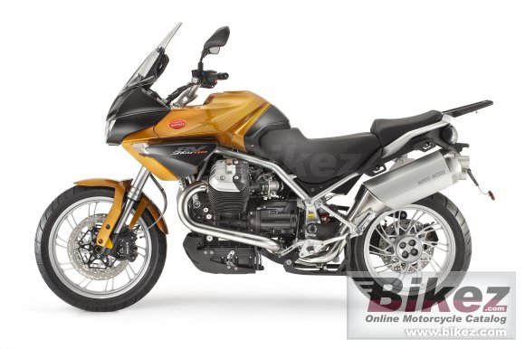 2011 Moto Guzzi Stelvio 1200 4V ABS photo
