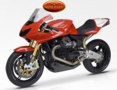 2011 Moto Guzzi MGS-01 Corsa photo