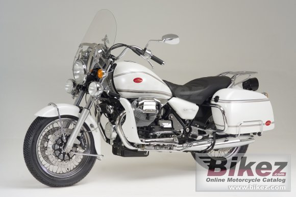 2012 Moto Guzzi California Vintage photo