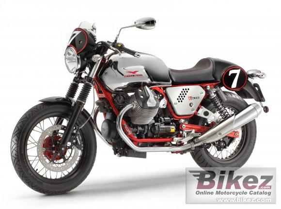 2012 Moto Guzzi V7 Racer