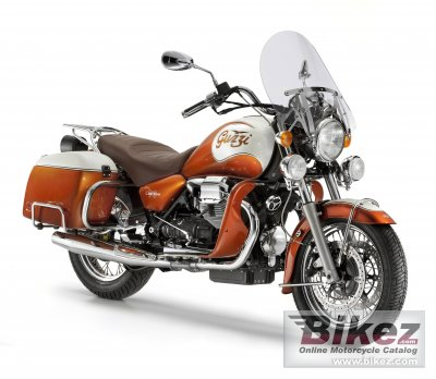 2012 Moto Guzzi California 90 Anniversary