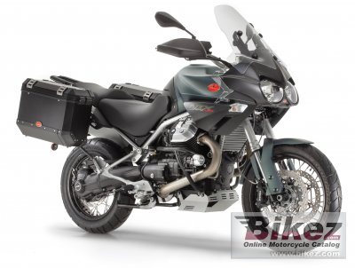 2013 Moto Guzzi Stelvio 1200 NTX photo