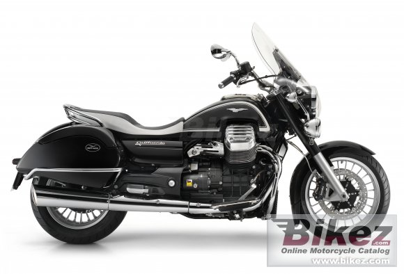 2013 Moto Guzzi California 1400 Touring photo
