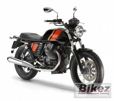 2014 Moto Guzzi V7 Special photo
