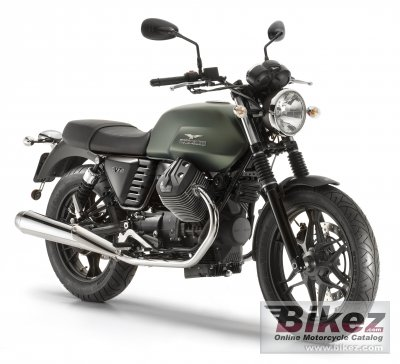 2014 Moto Guzzi V7 Stone photo