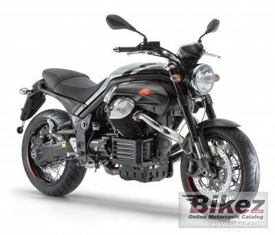2014 Moto Guzzi Griso 8V SE photo