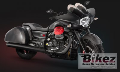 2016 Moto Guzzi MGX-21