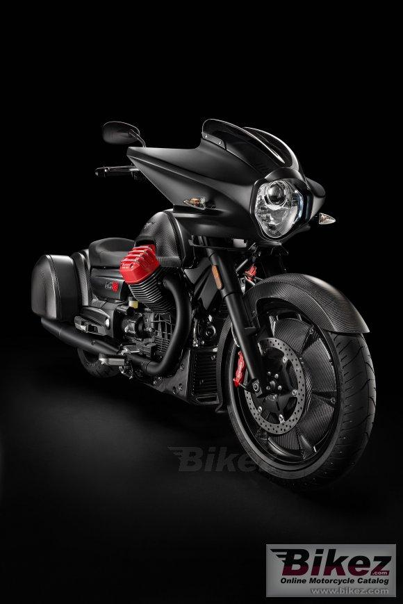 2018 Moto Guzzi MGX-21