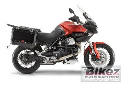 2018 Moto Guzzi Stelvio 1200 NTX