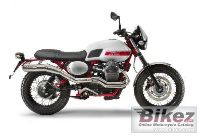 2018 Moto Guzzi V7 II Stornello